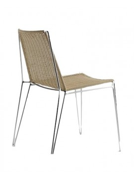 No.02 Chair CASPRINI Penelope Weave design Marcello Ziliani