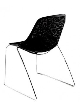No.04 Chair CASPRINI Caprice poltroncina filo design Marcello Ziliani