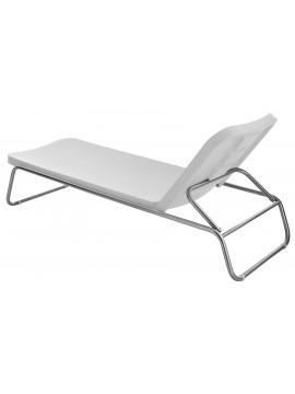 Chaise lounge Serralunga Time Out Recl. design Rodolfo Dordoni