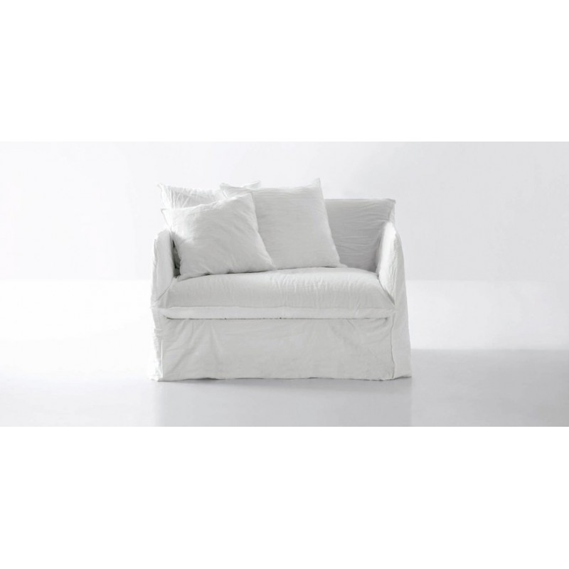 Poltrona letto gervasoni ghost 11 design paola navone for Paola navone ghost