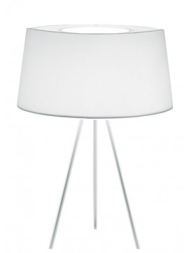 Lamp table Kundalini Tripod table design Christophe Pillet
