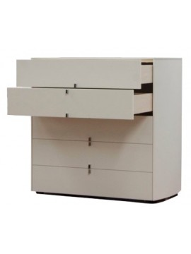 Chest of drawers Tisettanta Taffy design Ennio Arosio