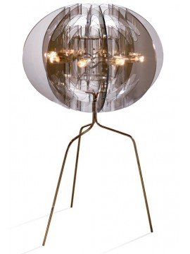 Lamp table Slamp Atlante design Nigel Coates
