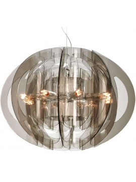 Lamp pendant Slamp Atlante design Nigel Coates