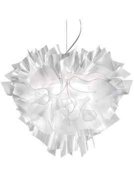 Lamp pendant Slamp Veli Suspension Large Prisma design Adriano Rachele