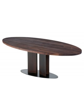 Table Riva 1920 Natura Ovale