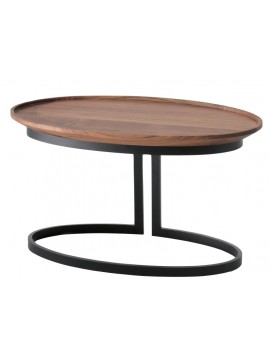 Coffee table Riva 1920 Wing Ovale