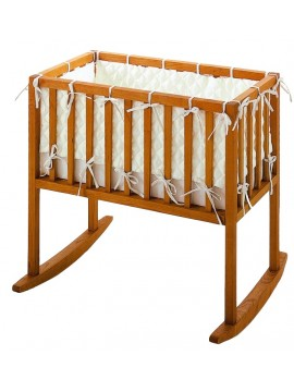 Cradle for children Riva 1920 Bloomington design Terry Dwan