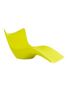 Chaise longue Vondom Surf design Karim Rashid