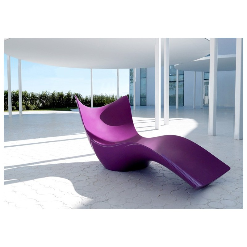 chaise longue vondom surf design karim rashid. Black Bedroom Furniture Sets. Home Design Ideas
