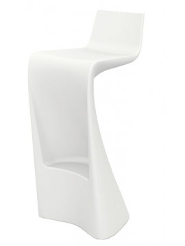 Stool luminous Vondom Wing Taburete design A-cero