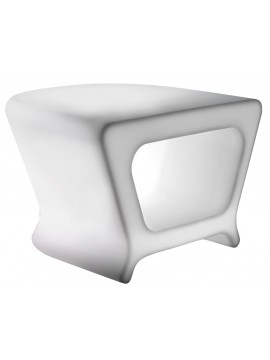 Coffee table luminous Vondom Pal Mesa design Karim Rashid