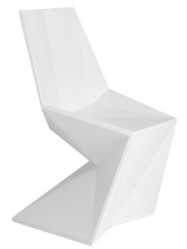 Chair luminous led Vondom Vertex Silla design Karim Rashid