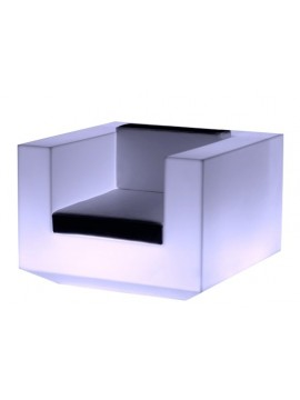 Armchair luminous led Vondom Vela Butaca design Ramón Esteve