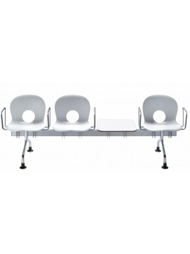 Chairs Rexite Olivia su barra design Raul Barbieri