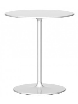 Coffee table Rexite Poppy ⌀ 50 x h 56 cm design Raul Barbieri