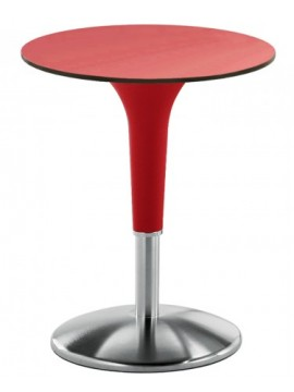 Table Rexite Zanziplano ⌀ 60 cm design Raul Barbieri