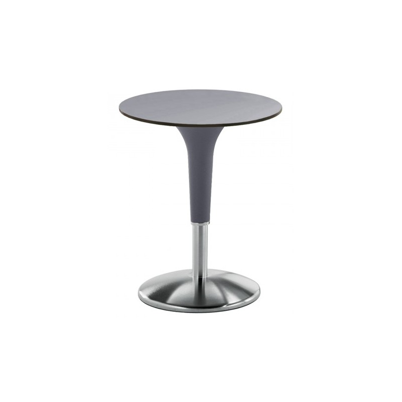 Table rexite zanziplano 60 cm design raul barbieri progarr - Table largeur 60 cm ...