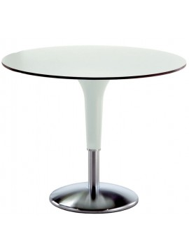 Table Rexite Zanziplano ⌀ 119 cm design Raul Barbieri