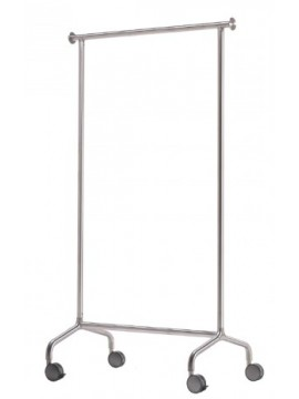 Coat hanger on wheels Rexite Nox Vesta design Raul Barbieri