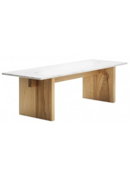 Coffee table Normann Copenhagen Solid Table design Lars Beller Fjetland