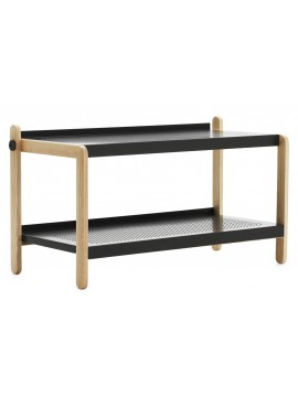 Shoe Rack Normann Copenhagen Sko design Simon Legald