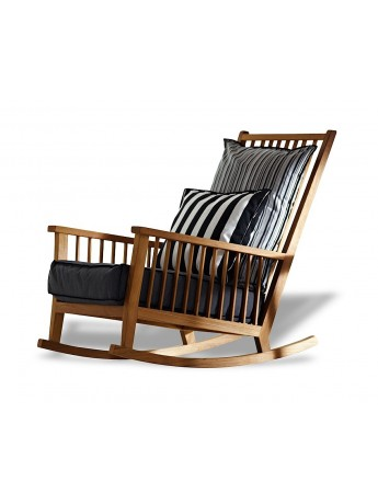 Rocking Chair Gervasoni InOut 709 Design Paola Navone