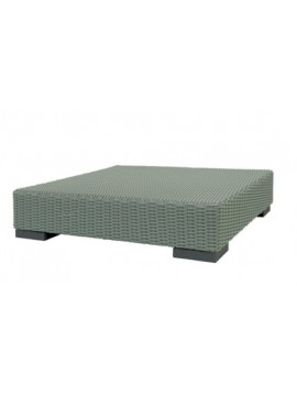 Coffee table Gervasoni InOut 610 design Paola Navone
