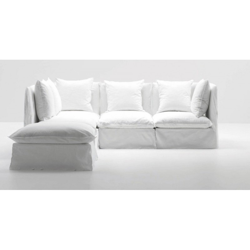 Poltrona componibile gervasoni ghost 06 design paola for Paola navone ghost