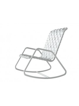 Rocking chair Gervasoni InOut 809 FW design Paola Navone
