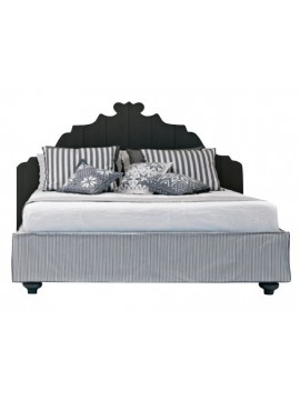 Bed double Gervasoni Gray 80 G design Paola Navone