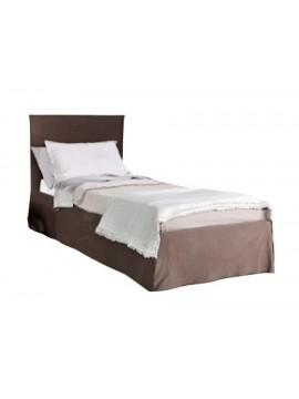 Bed single Gervasoni Ghost 82.S design Paola Navone