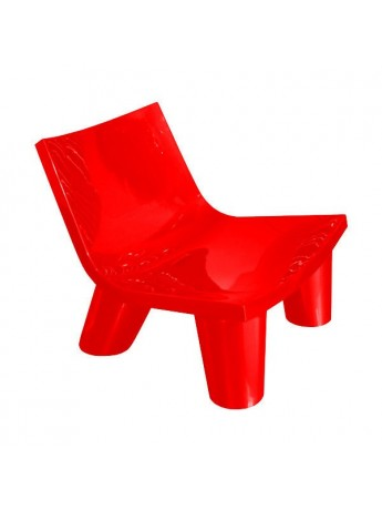 Armchair Slide design Low Lita design Paola Navone