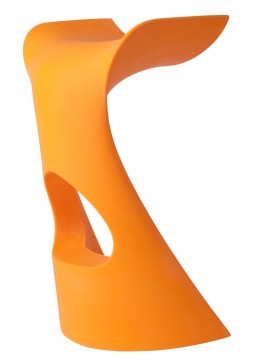 Bar stool Slide design Koncord design Karim Rashid
