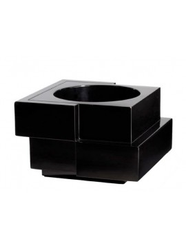 Flower pot Slide design Cubic YO design Giulio Cappellini