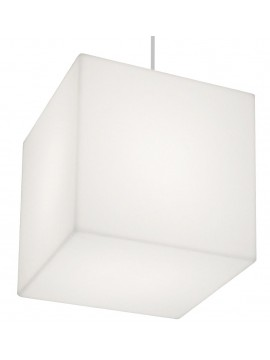 Lamp pendant cube Slide design Cubo Hanging