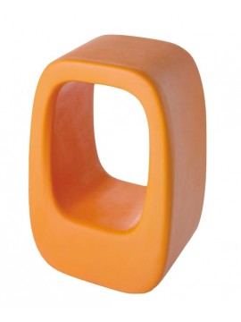 Chair or stool Slide design Lazy Bones design Barnaby Gunning