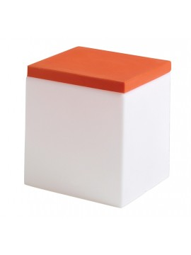 Tabouret Slide design Soft cube