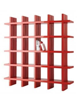 Bookshelves Slide design My Book 5x5 design Giò Colonna Romano