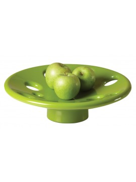 Centrepiece or fruit dish Slide design Dots design Aksu / Suardi