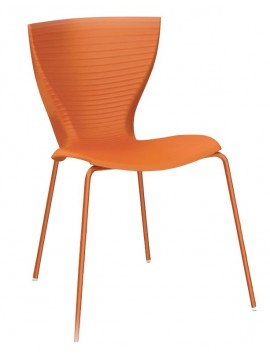 Chair Slide design Gloria design Marc Sadler