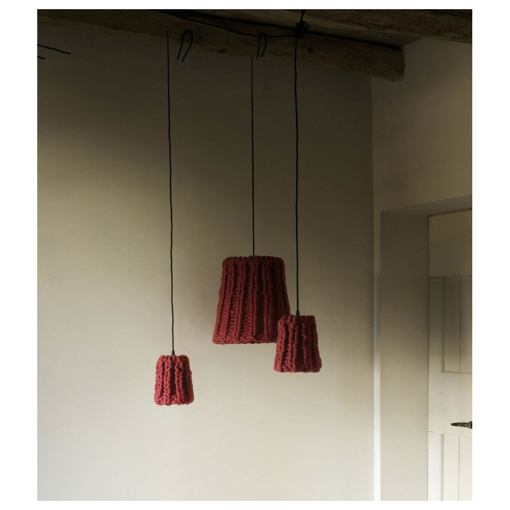 lampe suspension casamania granny large design pudelskern. Black Bedroom Furniture Sets. Home Design Ideas