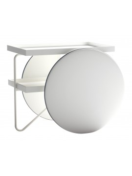 Coffee table - kitchen trolley Casamania Chariot design GamFratesi
