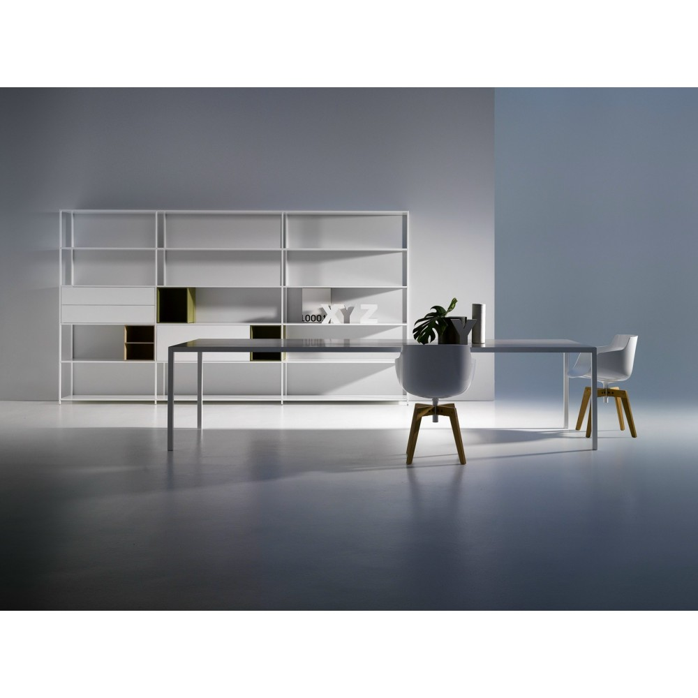 table mdf italia lim 3 0 design bruno fattorini progarr. Black Bedroom Furniture Sets. Home Design Ideas