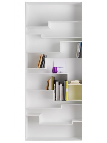 Bookshelves Mdf Italia Melody design Neuland