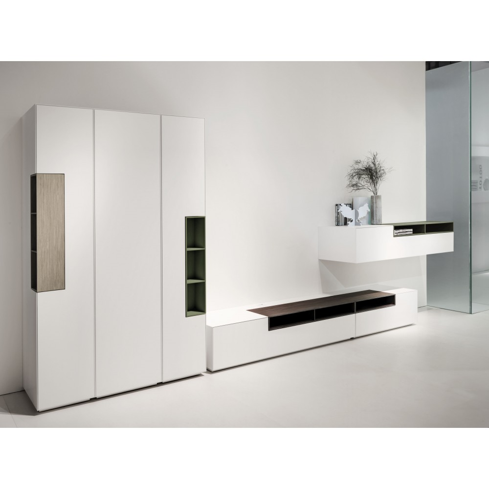 meuble de rangement mdf italia inmotion design neuland. Black Bedroom Furniture Sets. Home Design Ideas