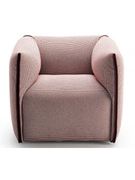 Armchair Mdf Italia Mia design Francesco Bettoni
