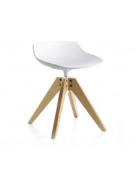 Stool Mdf Italia Flow Stool design Jean Marie Massaud