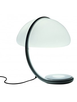 Lampe de table Martinellli Luce Serpente design Elio Martinelli
