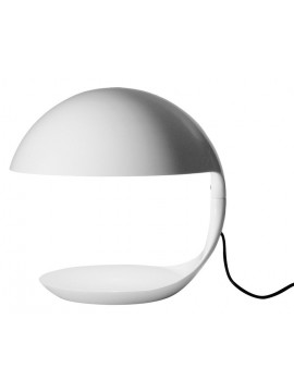 Lampe de table Martinelli Luce Cobra ⌀ 40 cm design Elio Martinelli